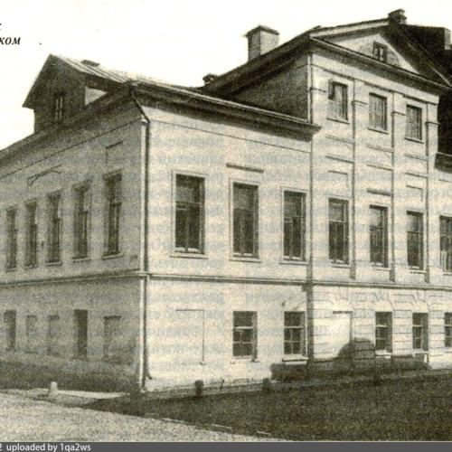 Дом Рябушинских в Голутвинском переулке