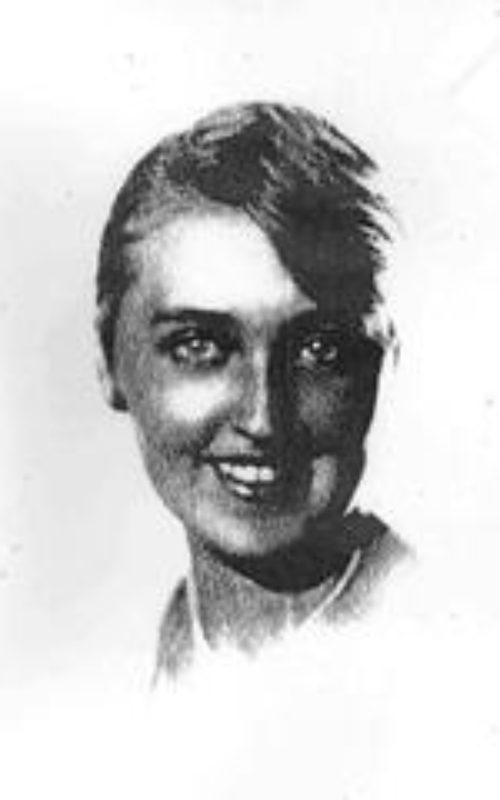 Мария Дмитриевна Рябушинская (08.02.1910-28.08.1939)