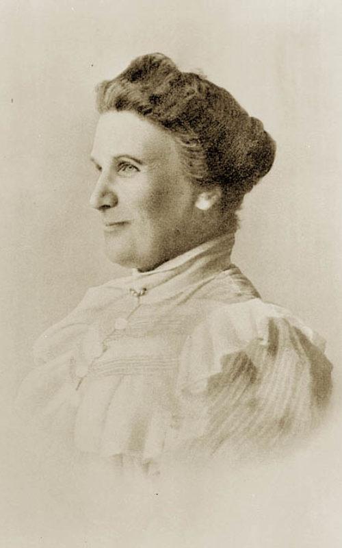 Александра Степановна Рябушинская(Овсянникова) ?-1901