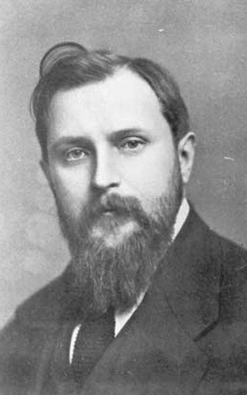 Дмитрий Павлович Рябушинский (1882-1962)