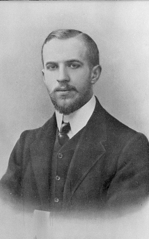 федор Павлович Рябушинский (1886-1910)