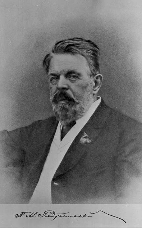 Павел Михайлович Рябушинский (1820-1899)