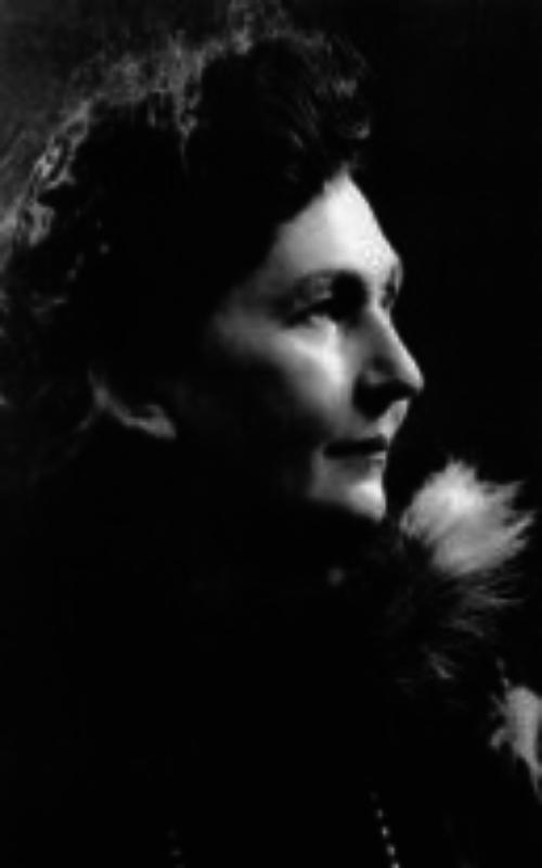 Вера Сергеевна Рябушинская (Зыбина) 1883-1952